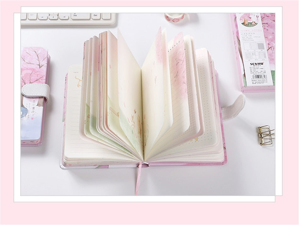 New Sakura Series Journal