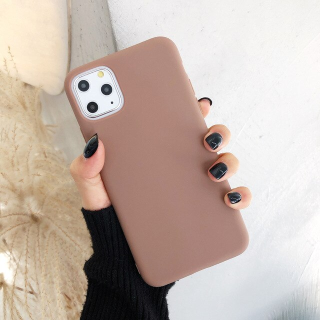 Cute Boba Mobile Phone Case for iPhones