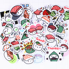 Load image into Gallery viewer, 40pcs/pack Sushi Stickers