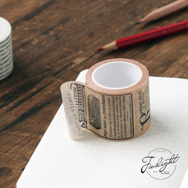 Vintage Washi Tape (back in stock)