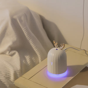 Kawaii Ultrasonic Humidifier & Night Lamp - SALE