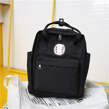 Load image into Gallery viewer, Kawaii Backpack NoFace Spirited Away Theme - NEW