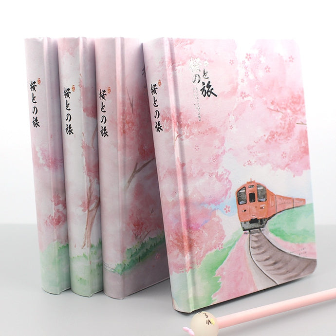 Sakura Notebook - NEW!