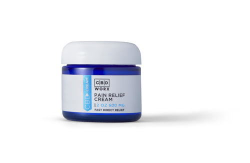 Case of Pain Cream - 2oz - 12 Jars