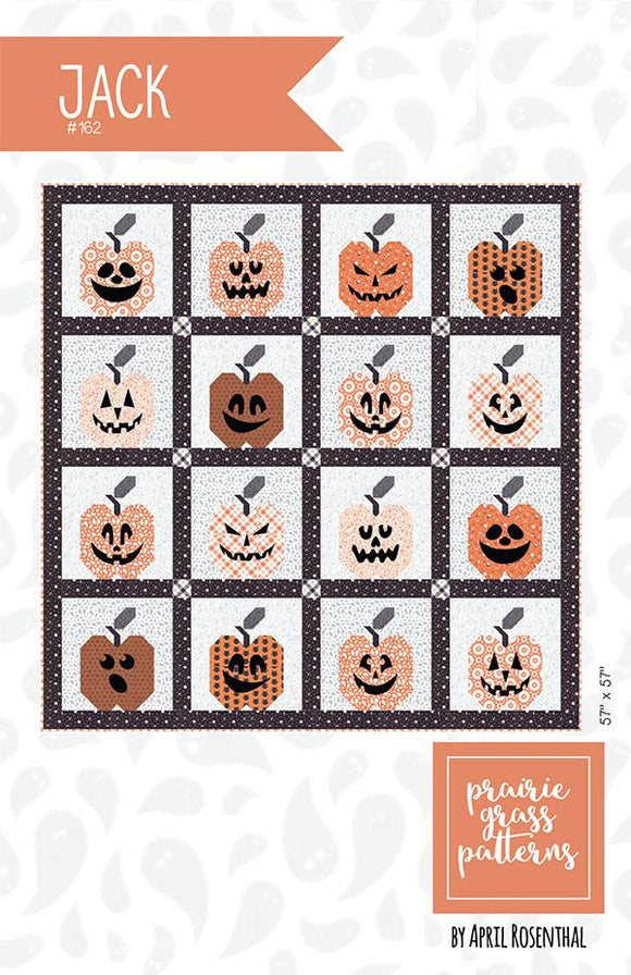 Jack Quilt Kit by April Rosenthal for Moda (No Laser faces)