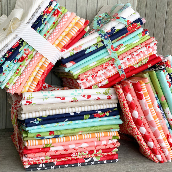Bonnie and Camille Designer Rainbow Fat Quarter Bundle (14)