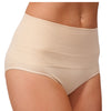 Nude Natural Low Waist Tummy Bum Control Brief Knickers Shapewear - Just For You Boutique