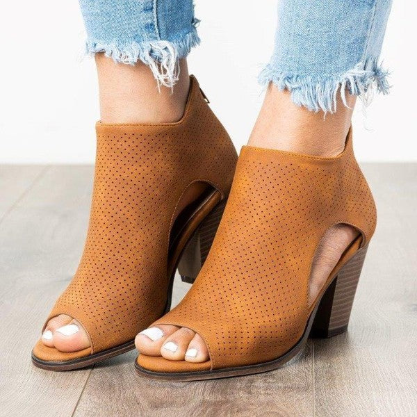 Fall Over Me Booties