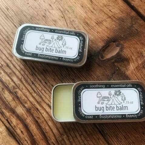 Happy Camper Bug Bite Balm