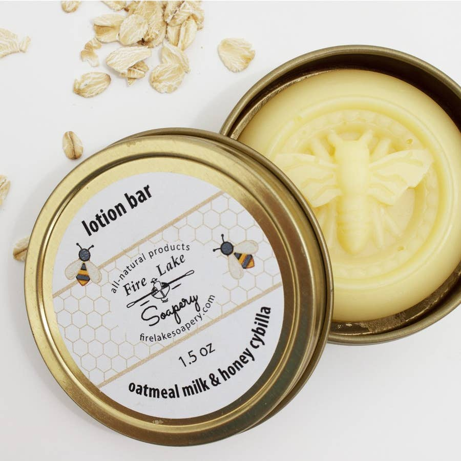 Oatmeal Milk & Honey Lotion Bar