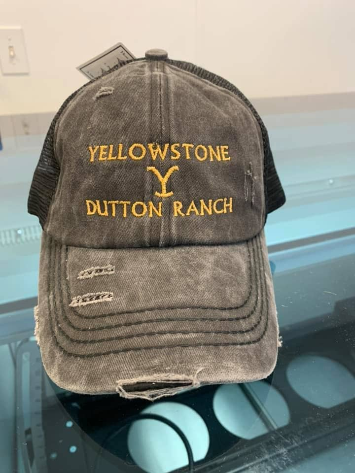 Yellowstone Dutton Ranch Baseball Hat