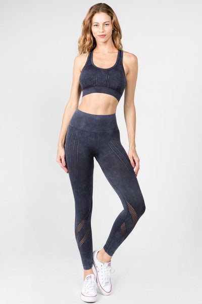 Make Some Noise Bra & Legging Set
