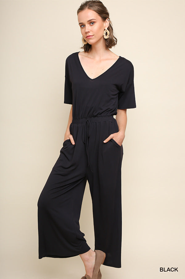 Always On The Run Jumpsuit