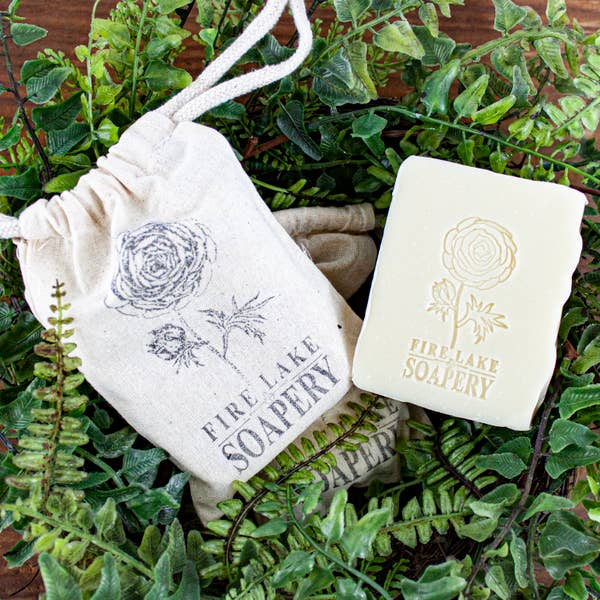 Rose Cottage Garden Bar Soap