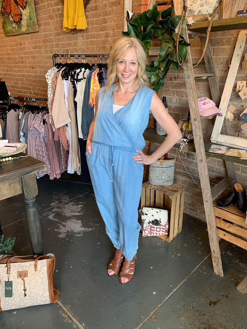 Days of Denim Jumpsuit