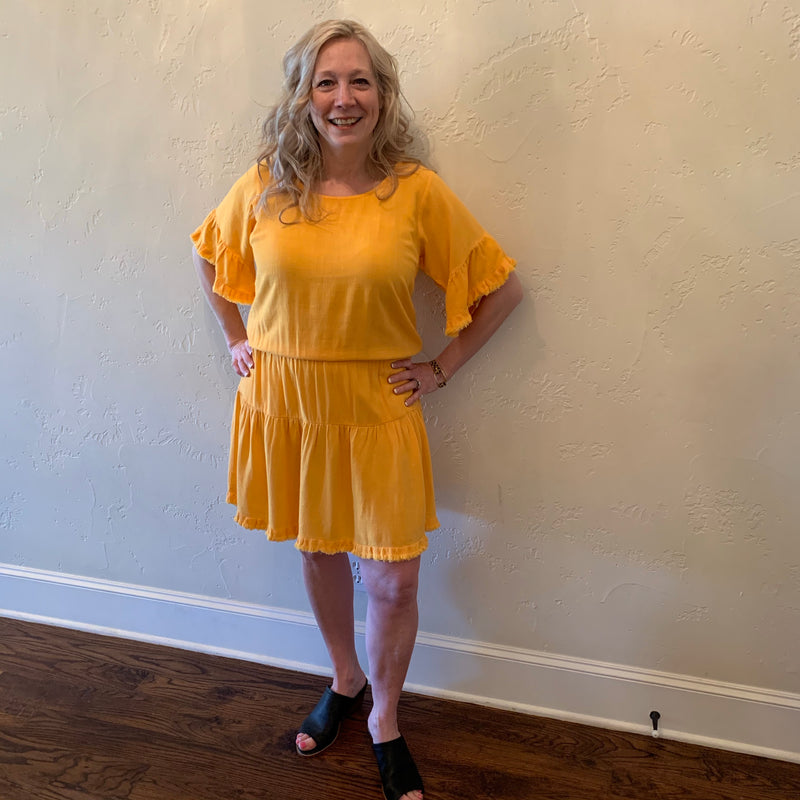 Glorious Sunshine Dress
