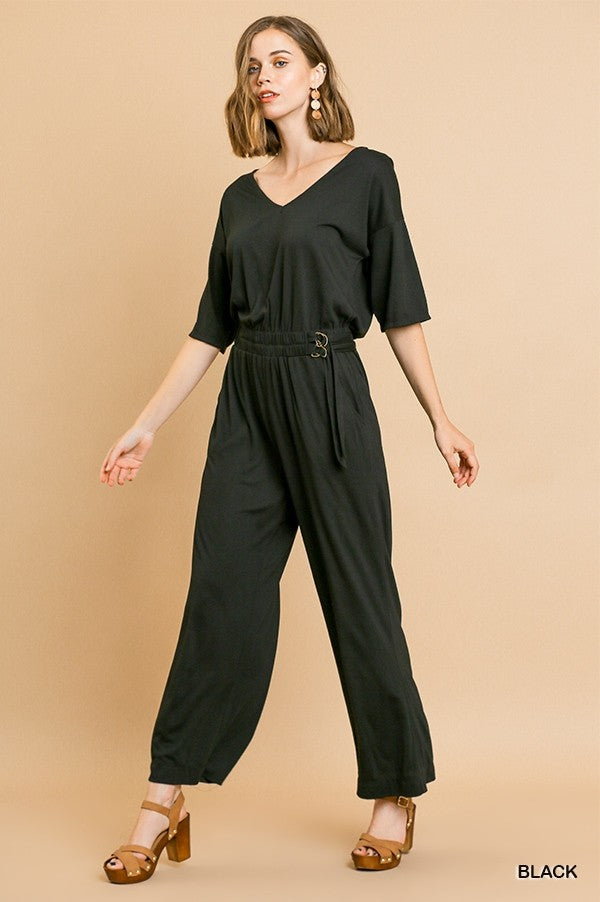 Just For You Jumpsuit