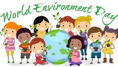 World Environment Day Vector Graphic