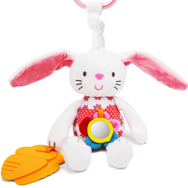 Ava Bunny Activity Toy - Tree Gifts NZ