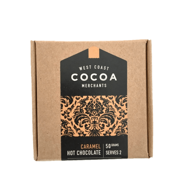 Caramel Hot Chocolate 50g - Tree Gifts NZ