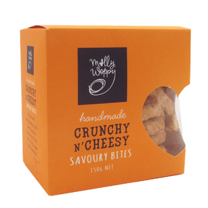 Crunchy 'n Cheesy Savoury Bites - Tree Gifts NZ