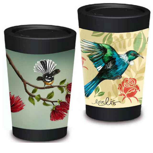 Re-useable Travel Cup by CuppaCoffee NZ - Tree Gifts NZ