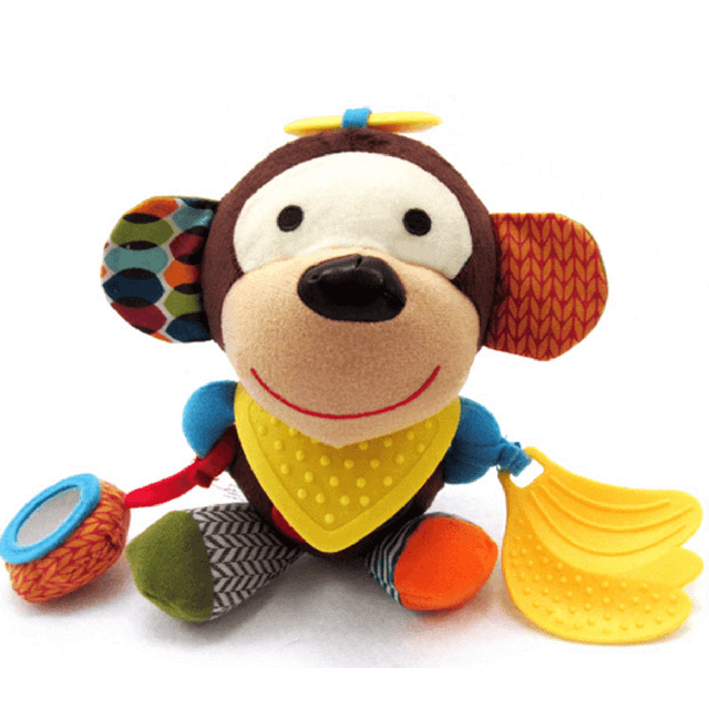 Monkey Activity Toy - Tree Gifts NZ