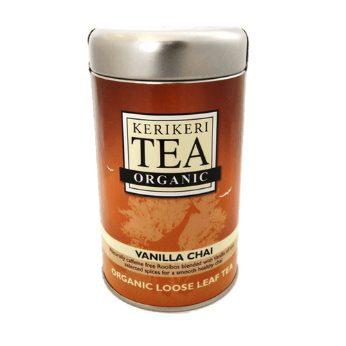 Kerikeri Organic Tea Vanilla Chai - Tree Gifts NZ