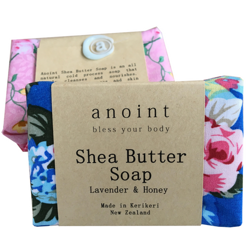 Anoint Skincare  Shea Butter Soap - Tree Gifts NZ