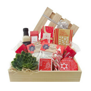 Christmas Deluxe Hamper - Tree Gifts NZ