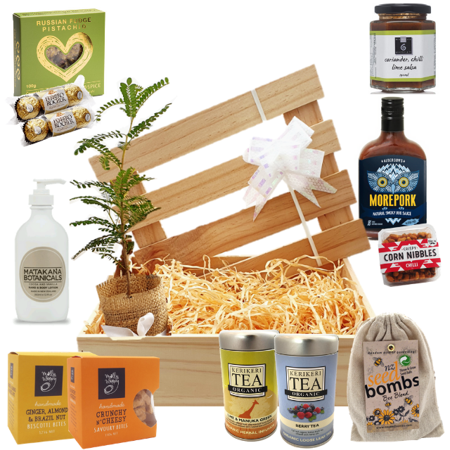 Create a Hamper - Tree Gifts NZ