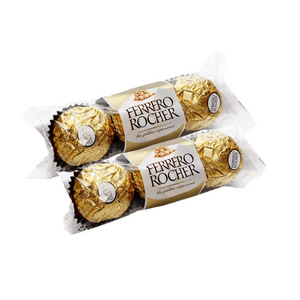 Ferrero Rocher x2 Packets of 3 - Tree Gifts NZ
