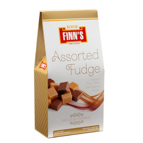 Finn's Fudge Assorted - Tree Gifts NZ