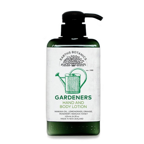 Gardeners Hand & Body Lotion - Tree Gifts NZ