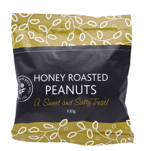 Honey Roasted Peanuts - Tree Gifts NZ