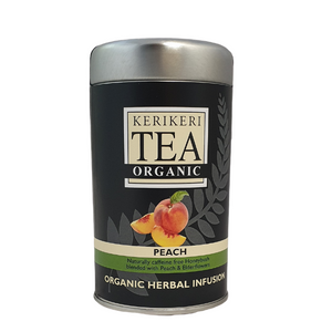 Kerikeri Organic Tea Peach