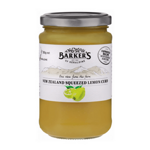 NZ Barkers Lemon Curd (Gluten Free) - Tree Gifts NZ