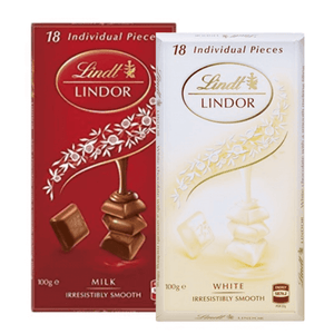 Lindt Chocolate NZ - Add On to Tree Gifts Boxes