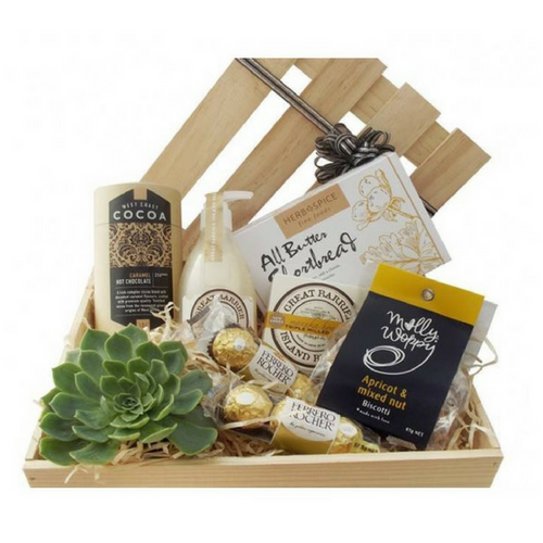 Gifts for Her - Plant Gift Pamper Gift Box