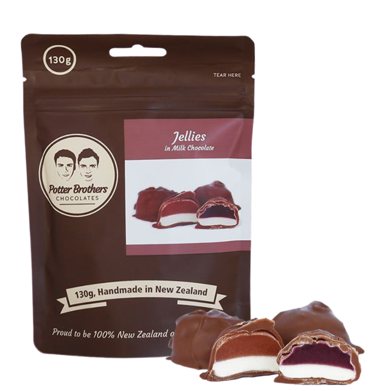 Potter Brothers Chocolates - Jellies n' Cream