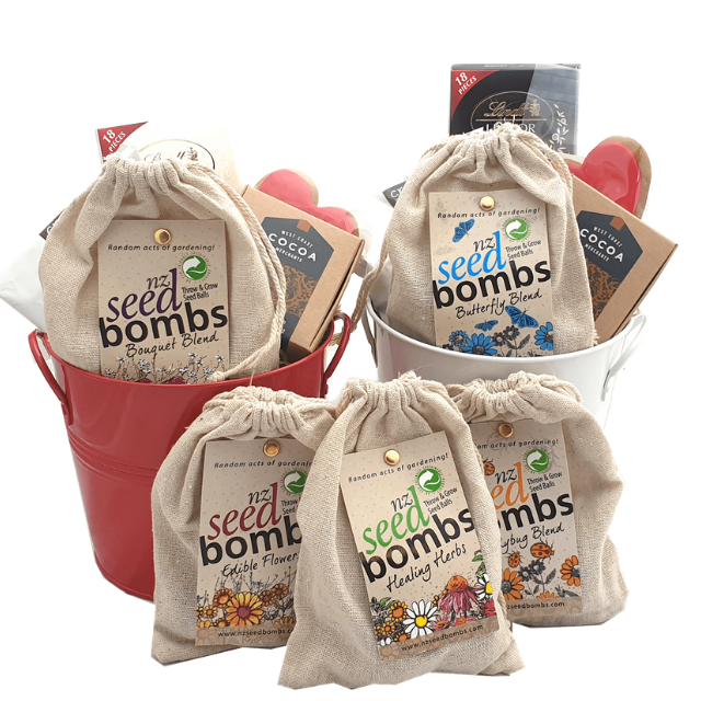 Seed Bomb Gift - Tree Gifts NZ