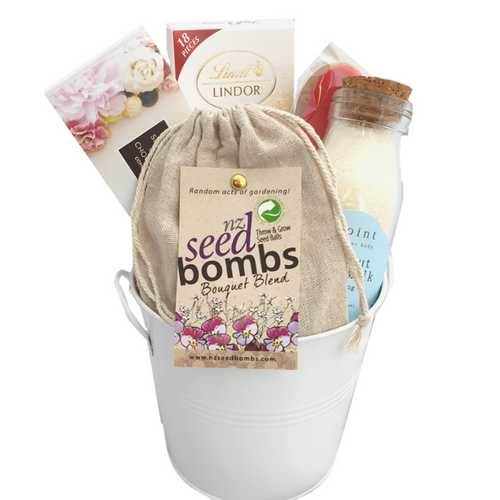 Seed Bombs With Love - Tree Gifts NZ