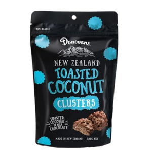 Toasted Coconut Clusters NZ