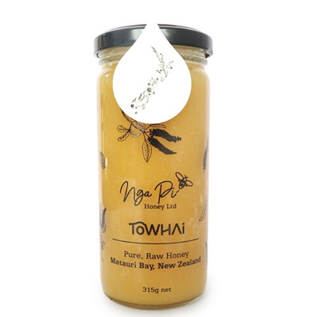 NZ Honey - Native Towhai - Tree Gifts NZ