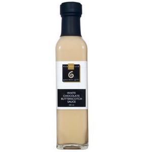 White Chocolate & Butterscotch Sauce - Tree Gifts NZ