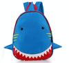 3D Cartoon Shark Children Backpacks