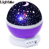 Starry Sky LED Night Light