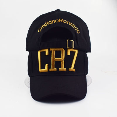 CR7 3D Embroidery Cap