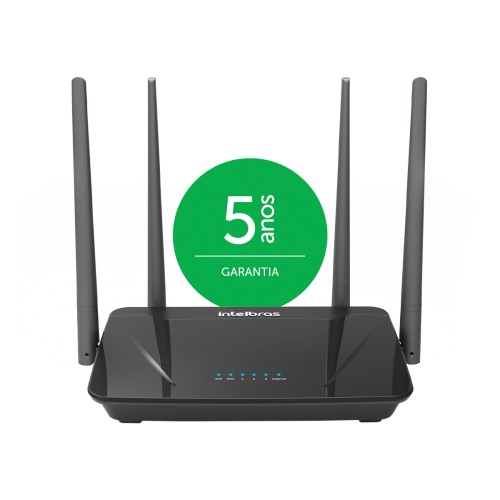 Roteador Wi-Fi 5 (dual band AC 1200) ACtion RF 1200