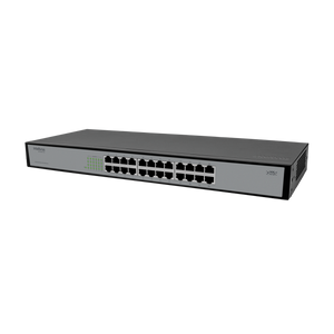 Switch 24 portas Fast Ethernet SF 2400 QR+